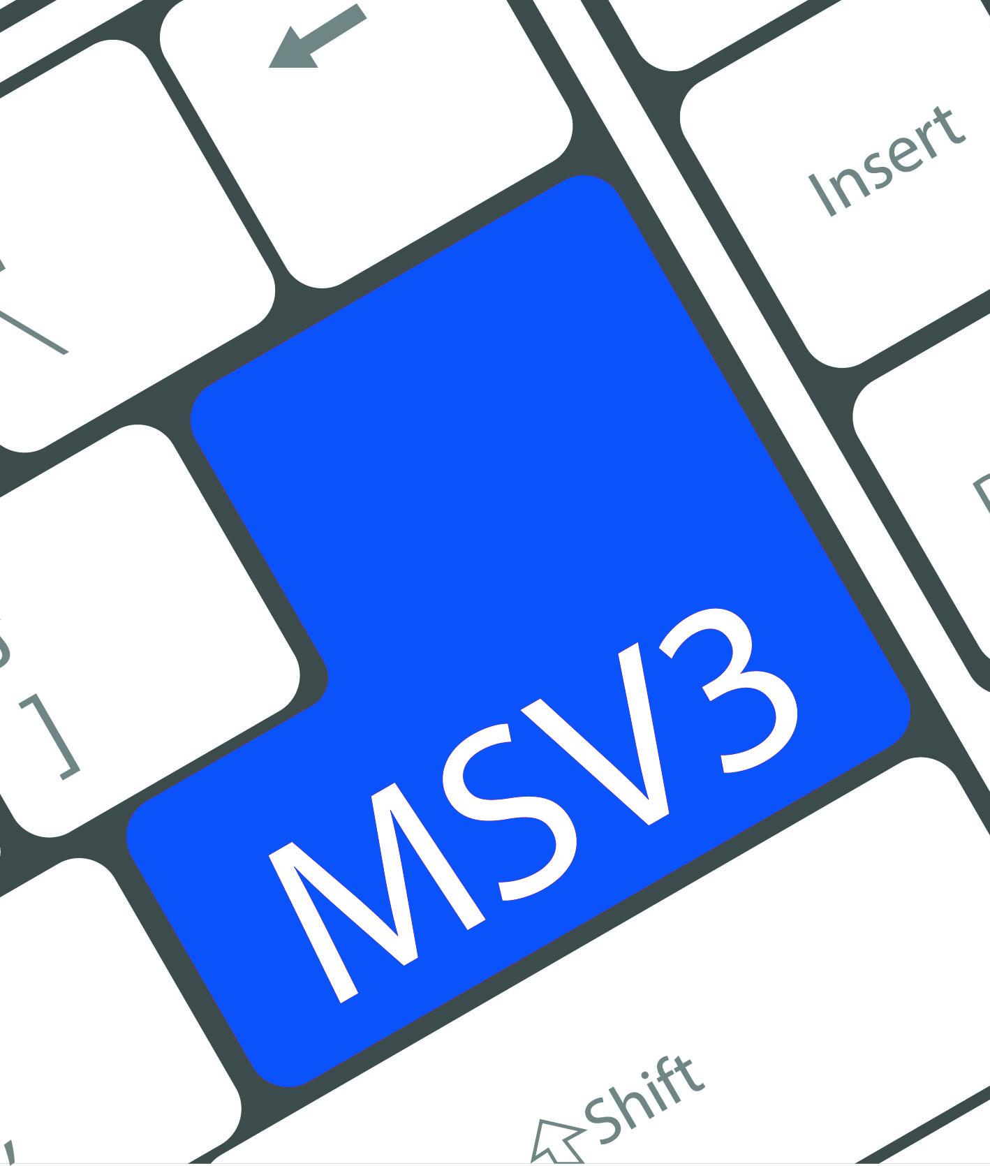 MSV3 Logo