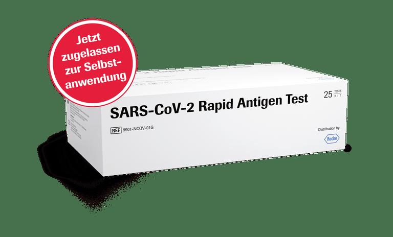 Roche Sars-CoV-2 Rapid Antigen Test C