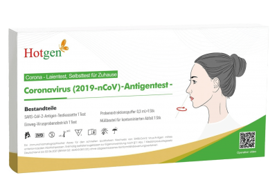 Hotgen Laientest Coronavirus 2019-nCoV Antigen Laientest